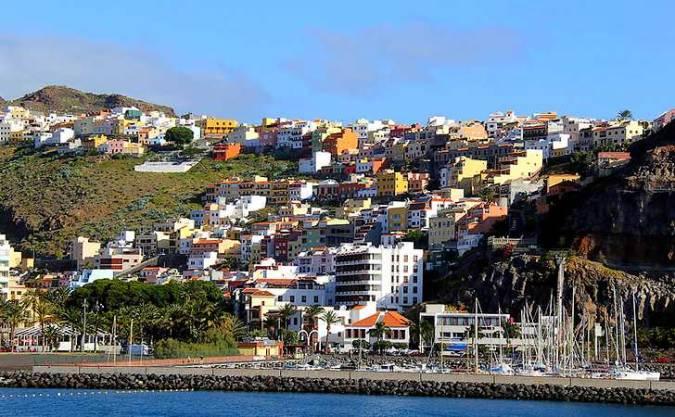 Guía de San Sebastián de la Gomera
