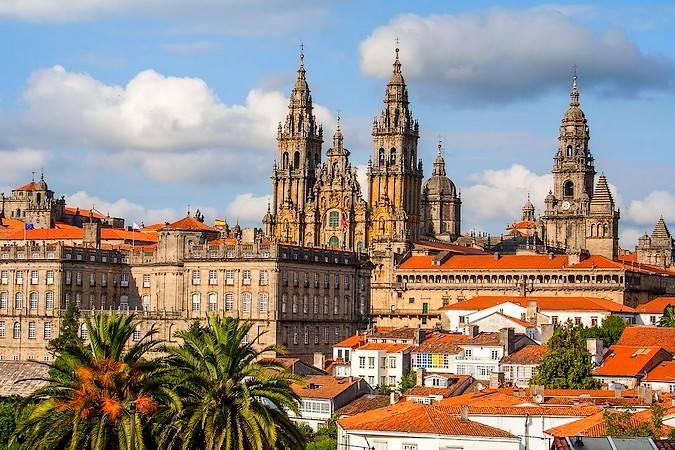 Guía de Santiago de Compostela
