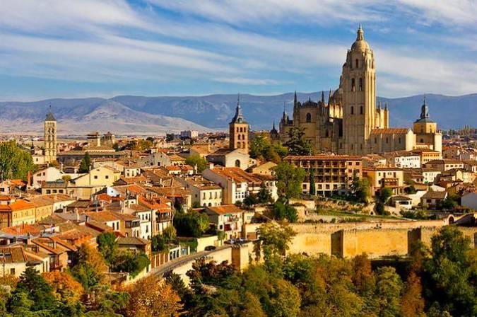Guía de la ciudad de Segovia