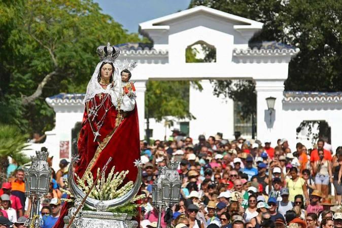 Romería de la Virgen de la Luz, en Tarifa