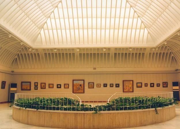 Museo de Antonio López Torres, en Tomelloso
