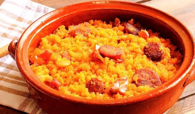 Migas del Pastor, plato tradicional de Tomelloso