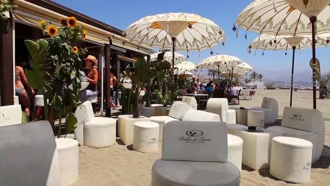 Bahía de Tanit Beach Club, en Torre del Mar