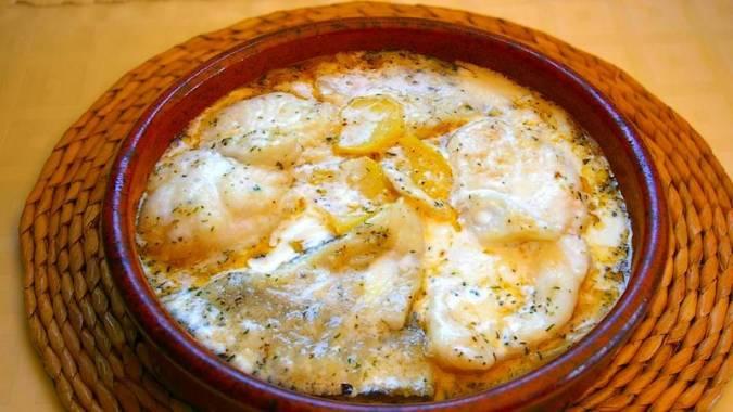 Cim i Tomba, plato tradicional de Tossa de Mar, en Girona