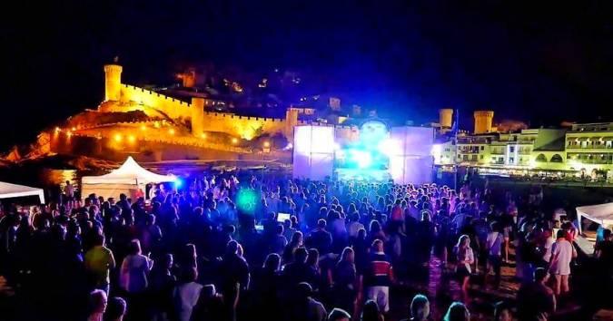 Fiestas Mayores de verano, en honor a San Pedro, en Tossa de Mar
