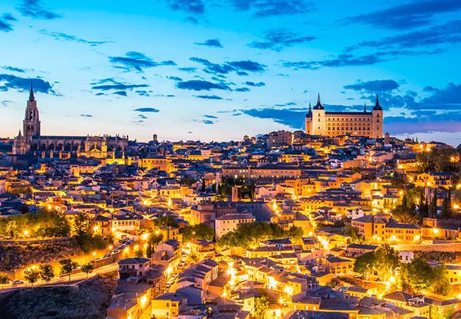 Guía de la ciudad de Toledo