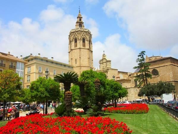 Guía de la ciudad de Valencia