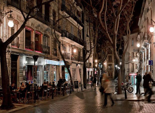 Barrio del Carmen, en Valencia