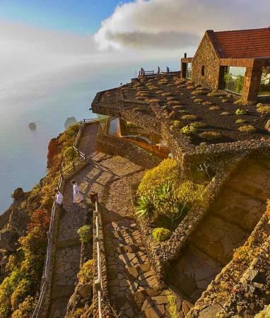 Mirador de la Peña, en la isla de El Hierro
