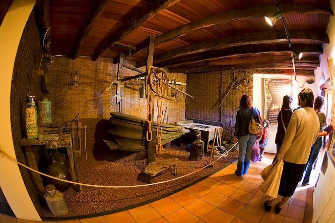 Centro Etnográfico Casa de las Quinteras, en Valverde, El Hierro