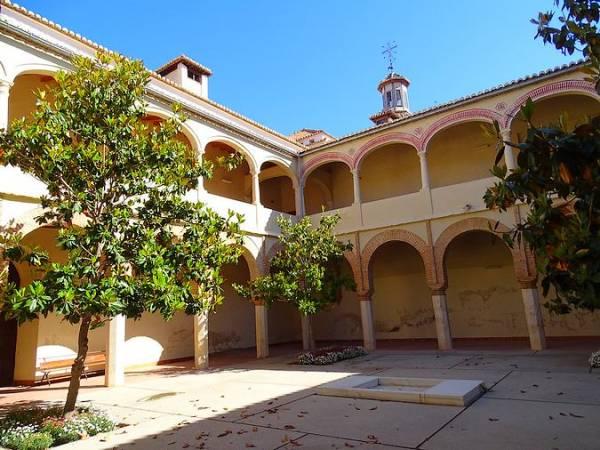 Convento de San francisco, en Vélez-Málaga