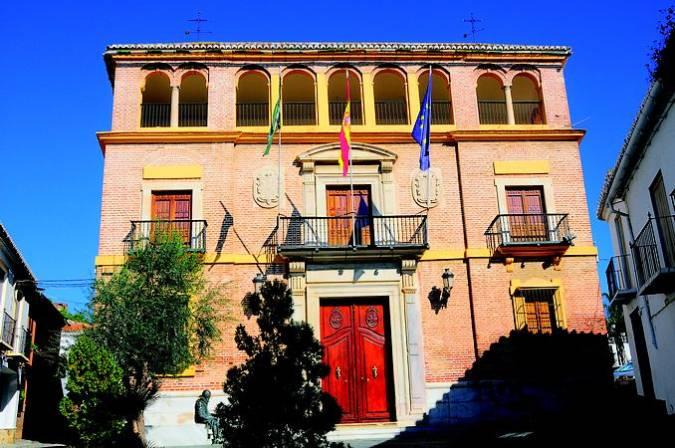 Palacio del Marqués de Beniel, en Vélez-Málaga