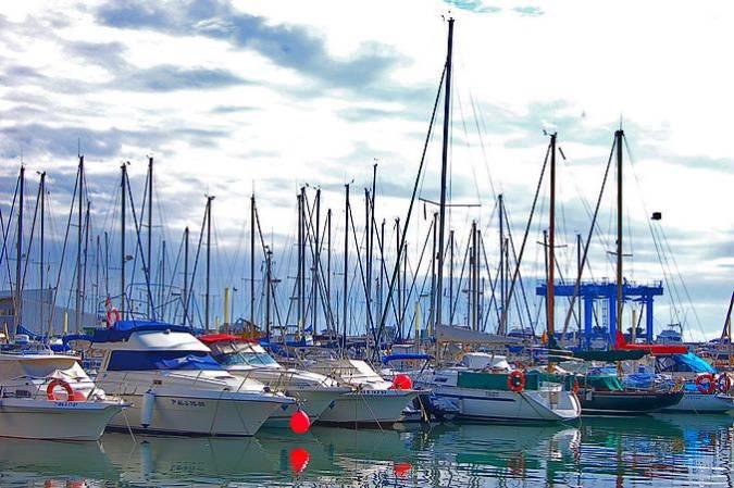Puerto Deportivo de Caleta de Vélez
