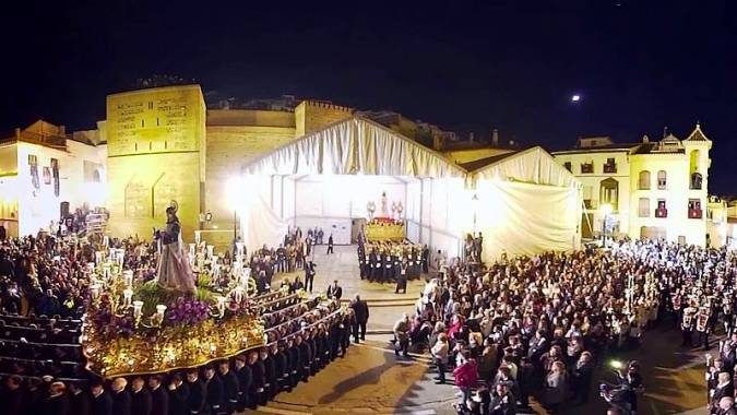 Semana Santa en Vélez-Málaga