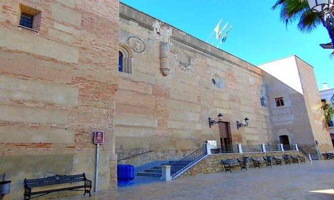 Iglesia de la Encarnación, en Vera, Almería
