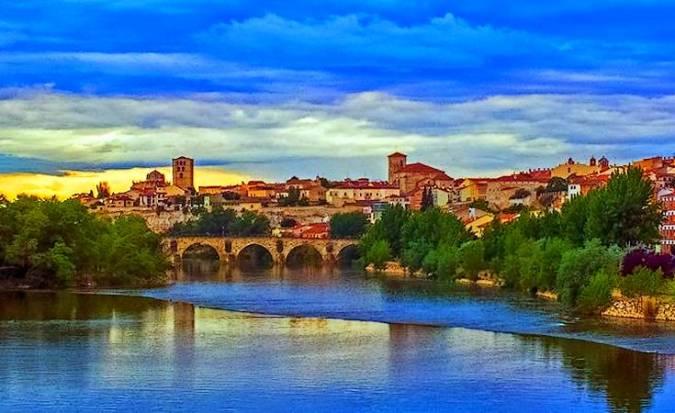 La ciudad de Zamora