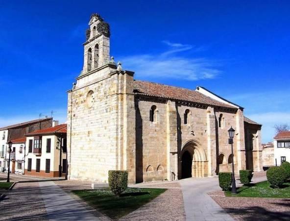 Iglesia románica de San Isidoro, en Zamora