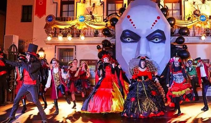 Halloween llega a PortAventura Park