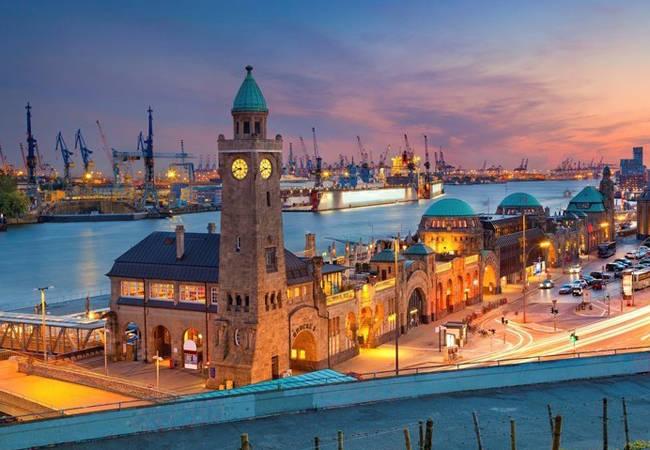 Hamburgo, la ciudad más verde de Alemania