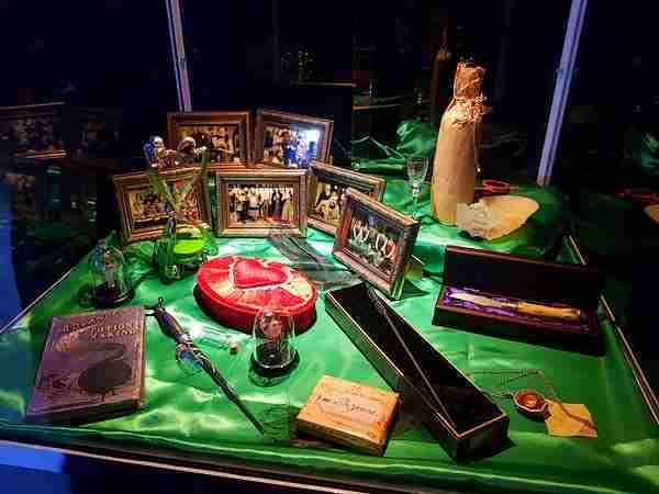 Exposición Experiencia Patonus