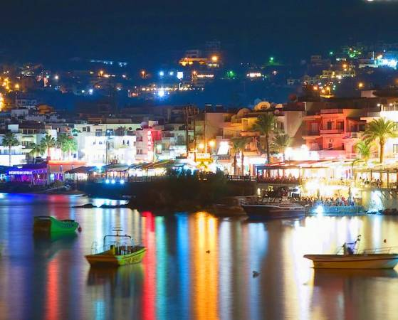 Hersonissos, la mejor oferta turística de Creta