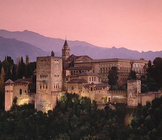 Hotel Alixares, junto a la Alhambra de Granada