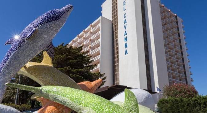 Hotel Cavanna, en La Manga del Mar Menor
