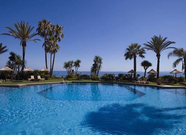 Hotel Las Dunas Beach & Suites, un cinco estrellas en Estepona