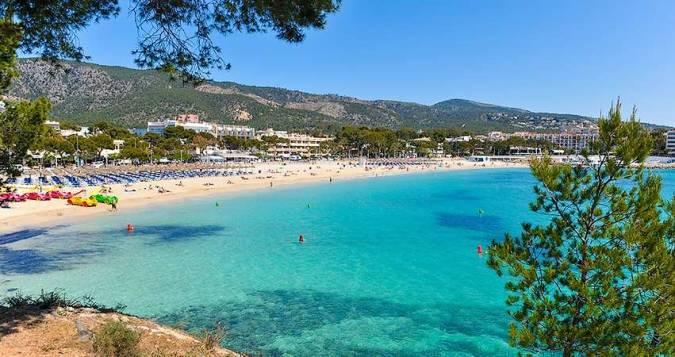 Palmanova, en Mallorca