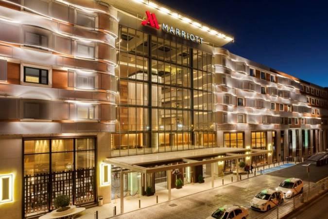 El hotel más grande de Europa se encuentra en Madrid