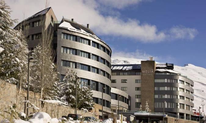 Te tentamos con un hotel con SPA y vistas a la nieve: Hotel Melia Sol y Nieve Spa