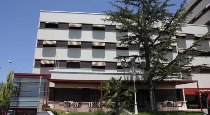 Hotel Sercotel Torremangana, en el centro de Cuenca