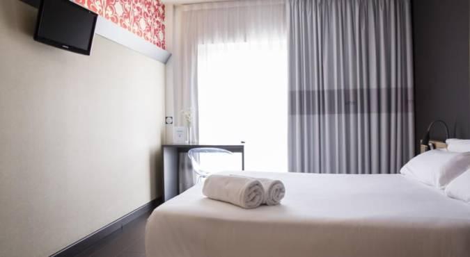 Habitación del Hotel Sidorme Granada, en Granada, Andalucía
