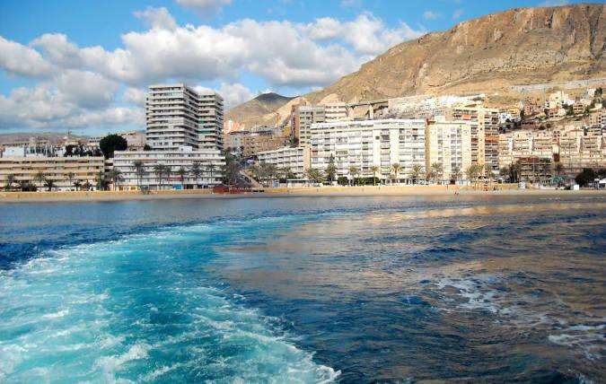 Hoteles baratos en Aguadulce, Almería