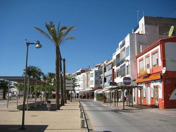 Alcocéber, en la Costa del Azahar de Castellón