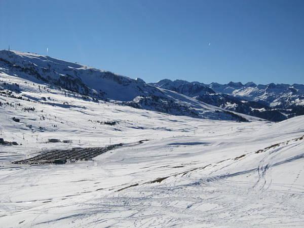 Hoteles baratos para esquiar en Baqueira, en Lleida