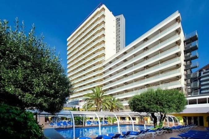 Hotel Benidorm Plaza, en Benidorm, alicante
