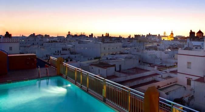 Senator Cádiz Spa Hotel, en Cádiz