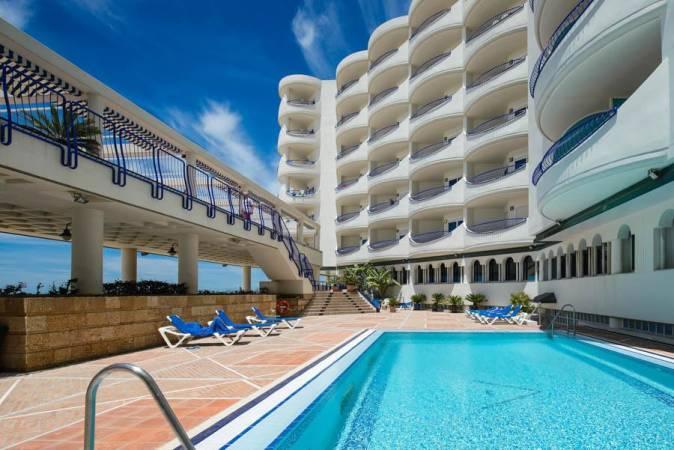 Hotel Playa Victoria, en Cádiz