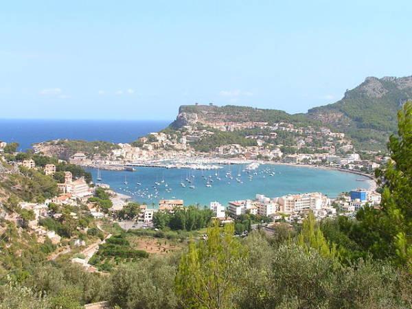 Puerto de Sóller, uno de los destinos más buscados en Mallorca