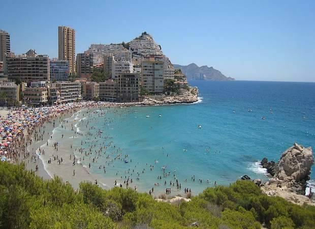 Hoteles baratos en Finestrat, Alicante