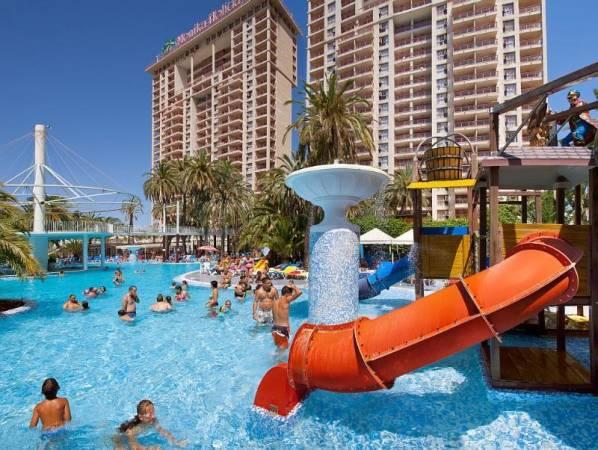 Apartamentos Magic Aqua Monika Holidays, en Finestrat, Alicante