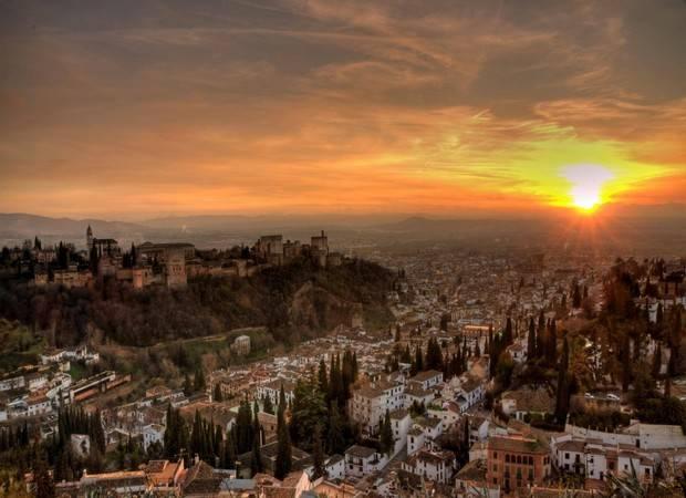 Hoteles baratos en Granada para el verano