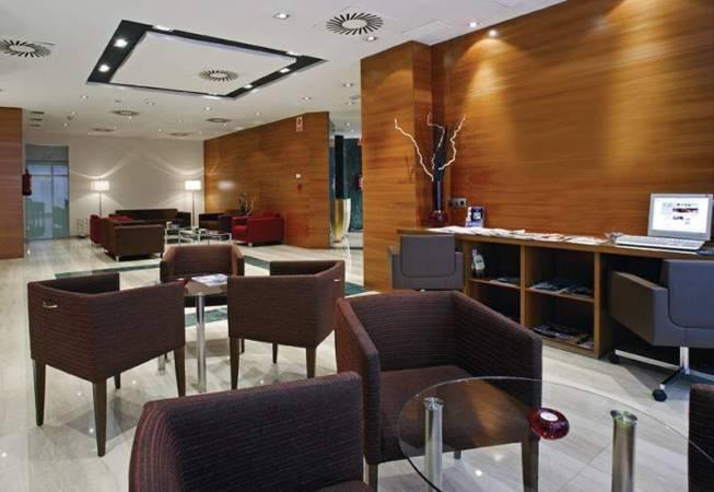 Hoteles baratos en León: Hotel Eurostars León