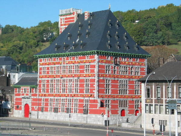 Museo Curtius, en Lieja, Bélgica