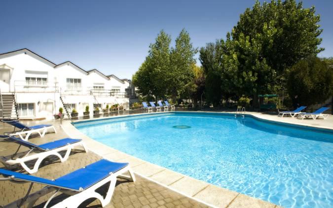 Hoteles baratos en madrid cerca del aeropuerto - Hoteles cerca casa campo madrid ...