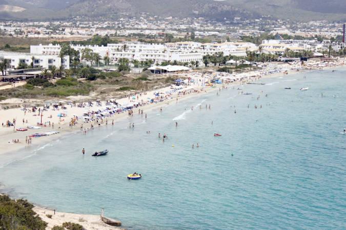 Hoteles baratos en Playa d'en Bossa, Ibiza