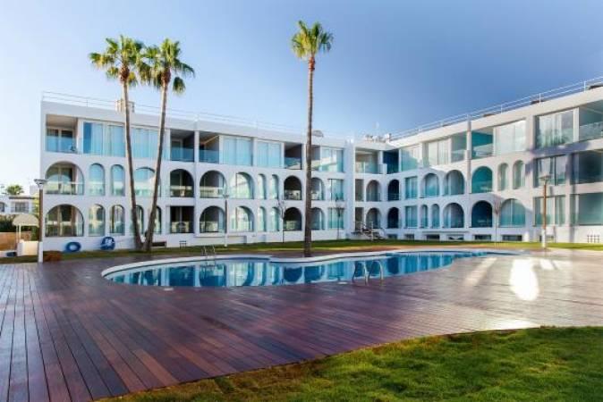 Hoteles baratos en playa d 39 en bossa ibiza - Apartamentos baratos playa vacaciones ...