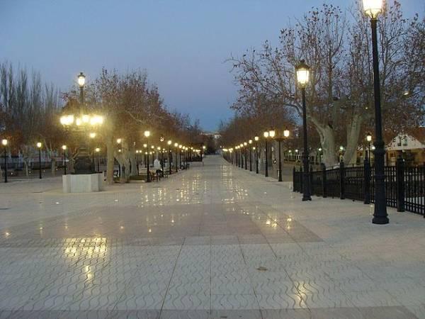 Utiel, en Valencia, tierra de vinos