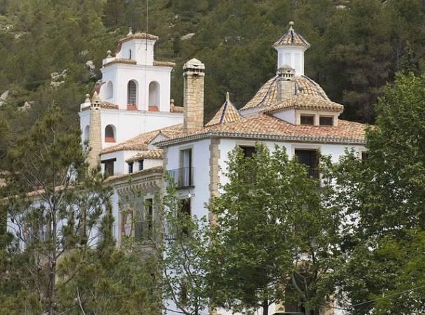 Ermita del Remedio, en Utiel, Valencia